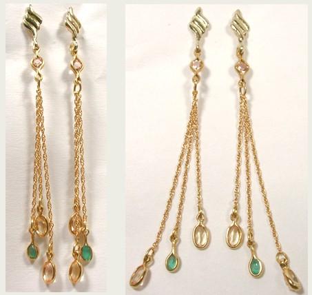 Timeless treasures settings for your gemstone gemstone settings custom earrings pendants bracelets necklaces aloadofball Choice Image